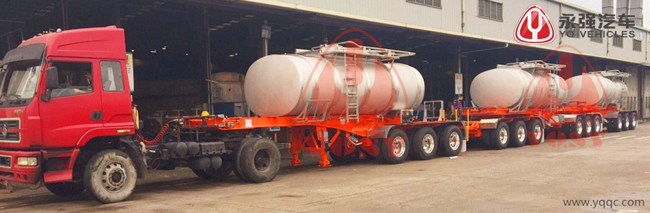 Stainless Steel Chemical Acid Tank
