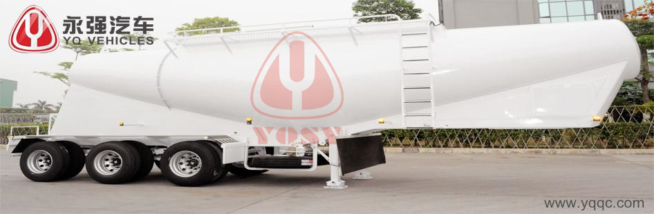 Steel Emulsion Tanker Semi-trailer
